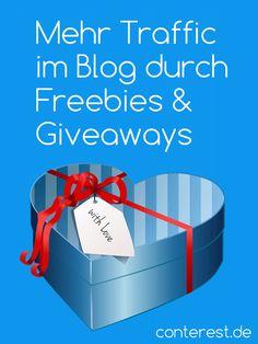 Mehr Traffic im Blog durch Freebies & Giveaways