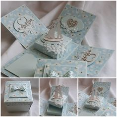 Decorative Boxes, Gift Wrapping, Cards, Gifts, Wedding, Home Decor, Gift Wrapping Paper, Valentines Day Weddings, Presents