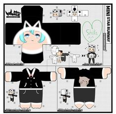 Mini Star Runway Skin from gamers(8) - Mini World