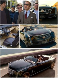 Cadillac welcomes back Entourage favorite Ari Gold (VIDEO) #AriGold #Entrourage #Cadillac #Ciel