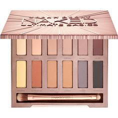 Naked Ultimate Basics Urban Decay ($54) ❤ liked on Polyvore featuring beauty products, makeup, beauty, eyeshadow, filler, palette eyeshadow, urban decay eye shadow, urban decay, urban decay eye makeup and urban decay eyeshadow