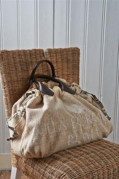 Villa Borghese City Bag - Rivièra Maison - Summer Collection - tas