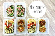 Mealprep: planning + 4 recepten!