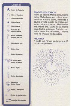 Croche e Pontos: Barrados 4/9/15