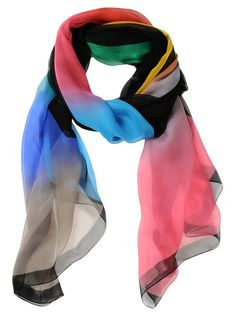 Jonathan Saunders silk scarf