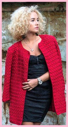 70 Amazing and Stylish Crochet Cardigan Pattern Ideas Part crochet cardigan pattern; crochet cardigan pattern plus size; crochet cardigan with hood; Débardeurs Au Crochet, Crochet Coat, Crochet Cardigan Pattern, Crochet Jacket, Crochet Clothes, Crochet Patterns, Crochet Dresses, Crochet Ideas, Cardigans Crochet