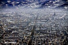 Vista panoramica di Torino