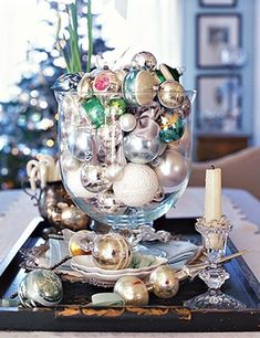 Ornament Centrepiece