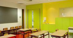 klaslokaal cultuurhuis Oudewater