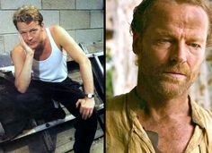 Iain Glen (Jorah Mormont) - The 'Game of Thrones' Cast Then and Now - Photos