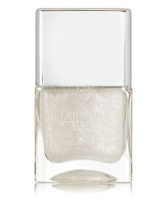 The Hottest Spring Nail Colors Right Now - Nails Inc. The Mindful Manicure Nail Polish in Good Vibes Only from InStyle.com
