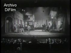 "Tita Merello canta ""El choclo"" - La historia del Tango 1949 + @dailymotion Videos, Historia, Argentine Tango, Argentina"