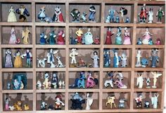 Handmade Disneykins plus real ones | Flickr - Photo Sharing!