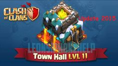 Clash Of Clans New Update 2015 - Town Hall 11 new update Clash of Clan