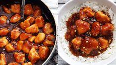 Po tomto jídle se budete olizovat až za ušima! Sladké omáčky s trochou té pikantnosti skvěle fungují s kuřecím masem a rýží. Kung Pao Recept, Healthy And Unhealthy Food, Mini Tacos, China Food, Chop Suey, Asian Recipes, Ethnic Recipes, Other Recipes, Kung Pao Chicken