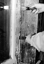 Preservation Brief on the repair of historic wood windows