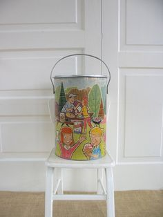 Hey, I found this really awesome Etsy listing at https://www.etsy.com/listing/289218099/vintage-drink-cooler-metal-cooler-picnic