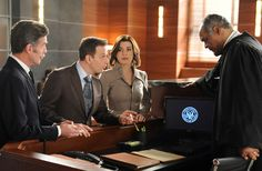 Oh, no! They killed who? TV shows that offed major characters - Lawyer Will Gardner shot to death in a courtroom - The Good Wife