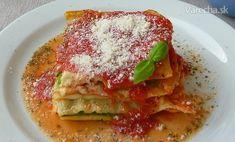 Moje vegetariánske lasagne (fotorecept) - Recept