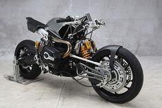 Top 10 wildest custom bikes ever built - 08. Harrier - Page 4 - Motorcycle Top 10s - Visordown