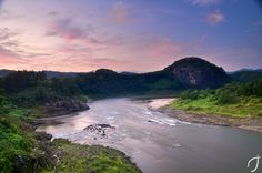 궁신교에서 한탄강 Hantan River from Gungshin Bridge by Romain John, via 500px