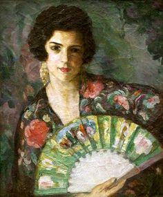 Figurative gypsy paintings | ... Cardona Llados (1877-1957) Spanish ...