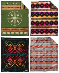 Get cozy Texas-style with a Pendleton blanket. Texas Boutiques, Pendleton Blankets, Texas Gifts, Star Quilts, Getting Cozy, Wool Blanket, Decor Ideas, Texture, Cool Stuff