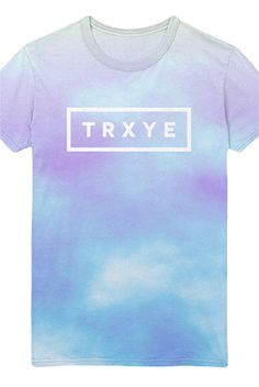 Clouds TRXYE T-shirt - Troye Sivan - Official Online Store on District LinesDistrict Lines