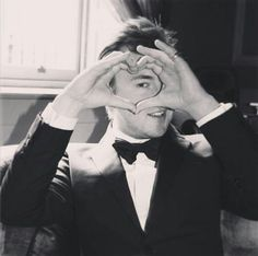 Francis Boulle: Made in Chelsea.  Because he's just too cute & funny
