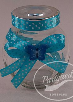 Blue Baby shower favors / Favors for Baby boy