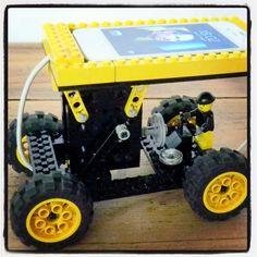 https://www.instagram.com/p/KVmCesIeH-/ iPhone Lego holder #lego