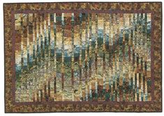 bargello quilts | Martingale - Colorwash Bargello Quilts eBook