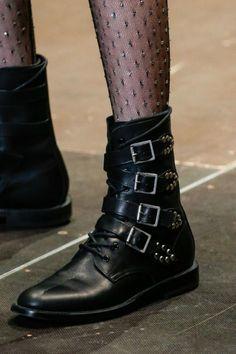#boots #2014 #Saint Laurent #Grunge