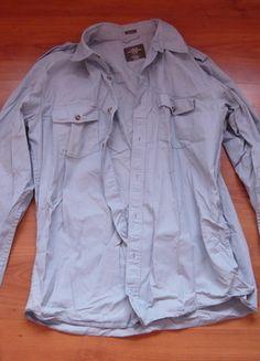 Kup mój przedmiot na #vintedpl http://www.vinted.pl/damska-odziez/koszule/8561193-niebieska-koszula-z-kolnierzem