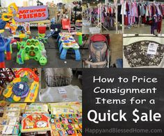 How to Price Consignment Items for a Quick Sale HappyandBlessedHome Resale Clothing, Kids Clothing, Baby Equipment, Frugal Family, Consignment Shops, Baby Boy Fashion, Baby Items, Thrifting, Kids Outfits
