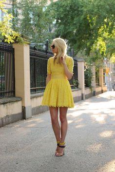 Fashion Inspiration: Loving the lace! #OWBFashionFavs