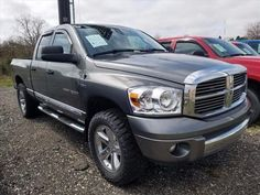 Cars for Sale: Used 2007 Dodge Ram 1500 Truck 4x4 Quad Cab for sale in Brighton, MI 48114: Truck Details - 455015056 - Autotrader