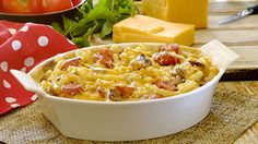 ' An easy to follow, fool-proof recipe that will have the family begging for a second helping!   Cheese griller pasta