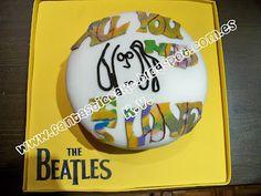 The Beatle`s Cake