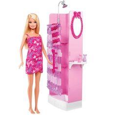 Barbie Glam Shower