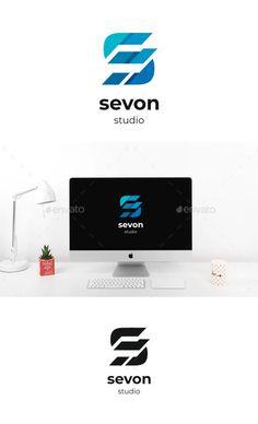 S Logo Template Vector EPS, AI Illustrator, CorelDRAW CDR Ai Illustrator, Coreldraw, Logo Templates