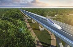Japan Offers US $4 Billion Loan For Super Maglev Train Line Between DC and Baltimor