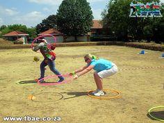 Nedbank Team Building Sandton Gauteng