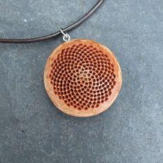 Sacred geometry  Mandala jewelry  botanical by NaturesArtMelbourne