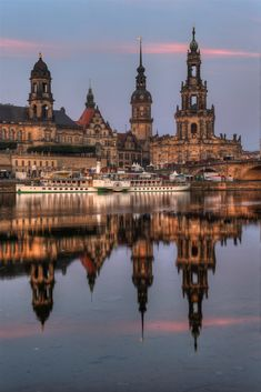 The Towers of Dresden, Dresden, Saxony, Germany