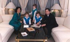 PRVOG DANA PRAVOSLAVNE NOVE GODINE: Pre 34 godine rođeni su blizanci u srpskoj Kraljevskoj porodici | Najnovije vesti - Srbija danas