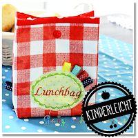 Lunchbag, Utensilo, Kosmetikbeutel