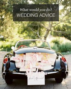 Non-traditional wedding gifts and etiquette (Can you ask for cash gifts?)