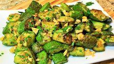 Самый вкусный салат из кабачков