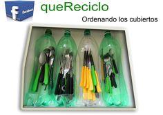 orden y organización Lava Lamp, Recycling, Water Bottle, Sweet Home, Diy, Ideas Para, Home Decor, Facebook, Organization Ideas